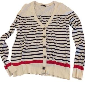 Urban Outfitters/BDH nautical striped cardigan